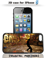 FUNDA CARCASA PARA IPHONE 5, 5S Y SE (CASH COVER). EN 3D