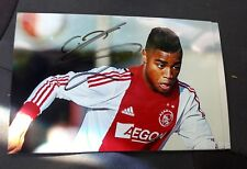 Signiertes Foto Che Nunnely Niederlande Ajax Amsterdam  NEU