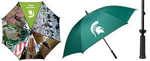 Michigan State University Custom Golf Umbrella