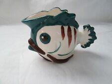 Vintage Small Fish Planter