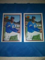 Ken Griffey Jr Bowman Rookie card Lot Seattle Mariners NM/MINT Great Storage HOF