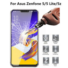 9H Tempered Glass Screen Protector Film Skin Shield For ASUS ZenFone 5/5 Lite/5z