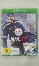 NHL 17 Xbox One XB1 Game New and Sealed