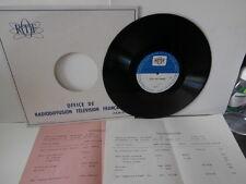 """cita en Paris""""B.Bardot/duteil/claudric..+++""""25cm10""""promo ORTF/97X497/484.de 1973"""