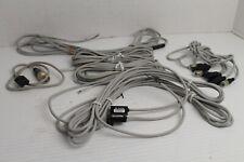SMC Sensor (3) D-H7A1 (2) D-A73H (2) D-M9B (1) D-Y59B (1) D-S992 Switch Lot of 9