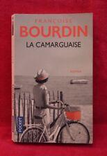 La Camarguaise - Françoise BOURDIN - Livre - Occasion