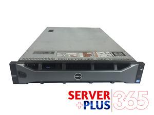 Dell PowerEdge R720 2.5 Server, 2x 2GHz 6Core, 32GB, 2x 512GB SSD, H710, 2x 750W