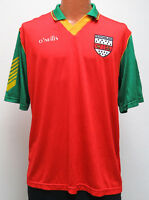 vtg CEATHARLACH IRELAND HURLING Jersey LARGE O'Neills 90s red shirt L