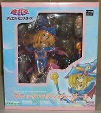 Yu Gi Oh ! 1/7 Black Dark Magician Girl Figure dolls Kotobukiya 1'st L/E NIB