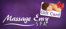 MASSAGE ENVY Gift Certificate