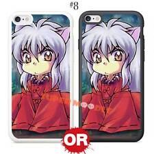 InuYasha Manga Anime For iPod touch iToucn Hard Back Cover & Apple iPhone Case