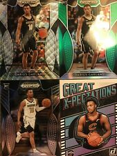 Darius Garland Rookie Card Lot 13 Panini Prizm Refractor RARE /299 Green Donruss