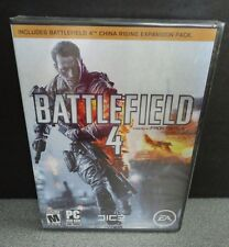Battlefield 4 Plus China Rising Expansion Pack  PC DVD-ROM   NEW  In one Package