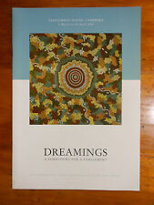 Dreamings. A Forecourt for a Parliament. Artists of the Western Desert, 1997.