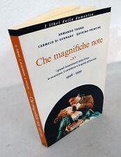 Torno,CHE MAGNIFICHE NOTE.I GRANDI AVVENIMENTI DELLA LIRICA,1998[musica,guida