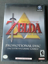 Gamecube  The Legend of Zelda:Collectors Edition Promotional Disc NEUF/NEW