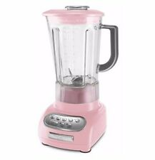 New KitchenAid KSB560 550W Countertop Kitchen Blender - Pink