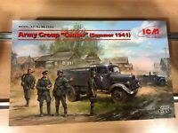 "ICM,ARMY GROUP ""CENTER""(SUMMER 1941),ESCALA 1/35,REF.DS3502"