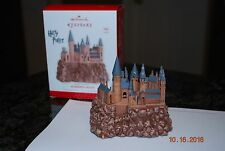 2013 Hallmark Harry Potter Hogwarts Castle Magic Xmas Keepsake ornament MIB