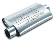 Borla 400482 Universal Center/Offset Oval 3in Tubing 14in x 4in x 9.5in PRO XS M