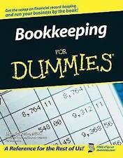 Bookkeeping For Dummies by Lita Epstein (Paperback, 2005)
