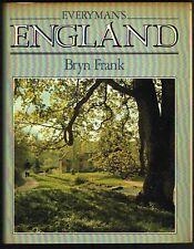 Everyman's England by Bryn Frank (1984, Hardcover 1st American Edition)