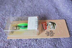 Heddon Mini Tad Polly GRA Card Ultralight Crankbait Rare