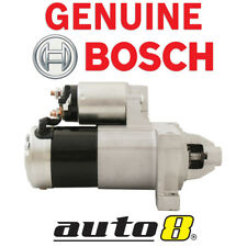 Genuine Bosch Starter Motor fits HSV Senator 5.7L V8 LS1 VT VX VY VZ 1997 - 2006