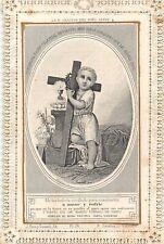 Canivet La première prière de l' enfant Jésus XIXe Siècle