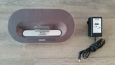 Philips Wifi Speaker Dock Ipad 2 Ipod Iphone RRP$120 Location Dundas