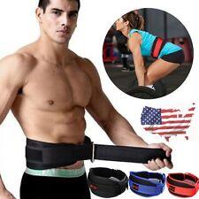 CFR Weight Lifting Belt Heavy Work Back Brace Waist Support GYM Strengthen Strap