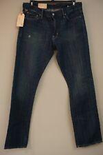 Denim & Supply Ralph Lauren Men's Straight-Leg Saginaw Wash Jeans  36 X 34