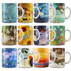 Classic Art Collection Ceramic Mug