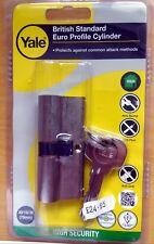 Yale PKM3030-NP Euro lock cylinder