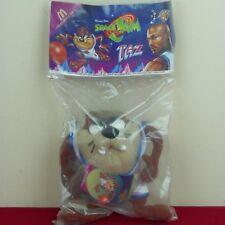 "Space Jam Taz Plush McDonalds Tasmanian Devil Doll 8"" Michael Jordan New Toy"