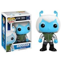 Andorian Star Trek Funko Pop Vinyl New in Box + Protector