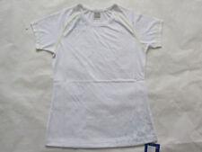 Camiseta de deporte de mujer en blanco