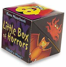Kees Moerbeek-Little Box Of Horrors  (UK IMPORT)  BOOK NEW