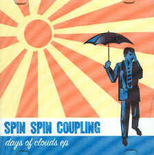 SPIN SPIN COUPLING Days Clouds CD Madison Wisconsin