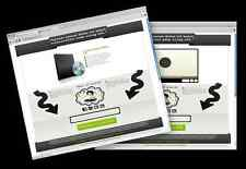 5 Brand New Squeeze Page Designs on CD
