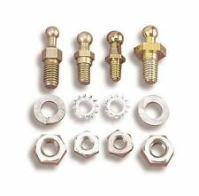 Holley QFT AED CCS 20-2 Carburetor Linkage Throttle Ball Asstortment 28-100 Kit