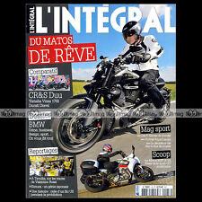 L'INTEGRAL N°88 SUZUKI DL 650 V-STROM YAMAHA 1700 VMAX LACONI DUCATI DIAVEL 2011