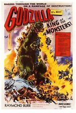 Godzilla Rey De Los Monstruos película A3 cartel reimpresión