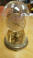 VINTAE SCHATZ GERMAN 400 DAY ANNIVERSARY CLOCK- MECHANICALLY SERVICED-NICE!!!!!!