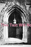 LI 1115 - The Porch, Barnack Church, Stamford, Lincolnshire - 6x4 Photo