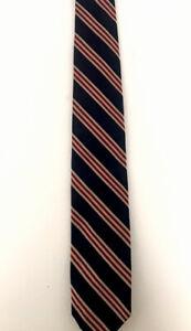 Robert Talbott Best of Class silk tie Stripes! Woven In England Designer.