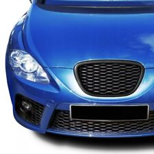 Grille Sports Grill Grille Front Grill Honeycomb Black for Seat Altea Toledo 5p