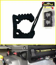 Clamp Mount Tool Equipment Universal Holder Rubber Adhesive Vehicle Car Truck