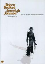 Jeremiah Johnson [New DVD] Full Frame, Subtitled, Ac-3/Dolby Digital, Amaray C