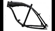 MOTORIZED BICYCLE Frame High-Performance Racing Black Color W/Built-In Gas Tank